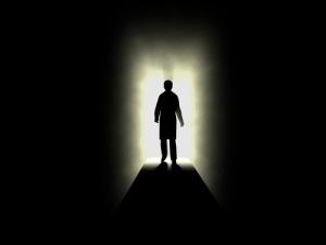 silhouette, death, sickness